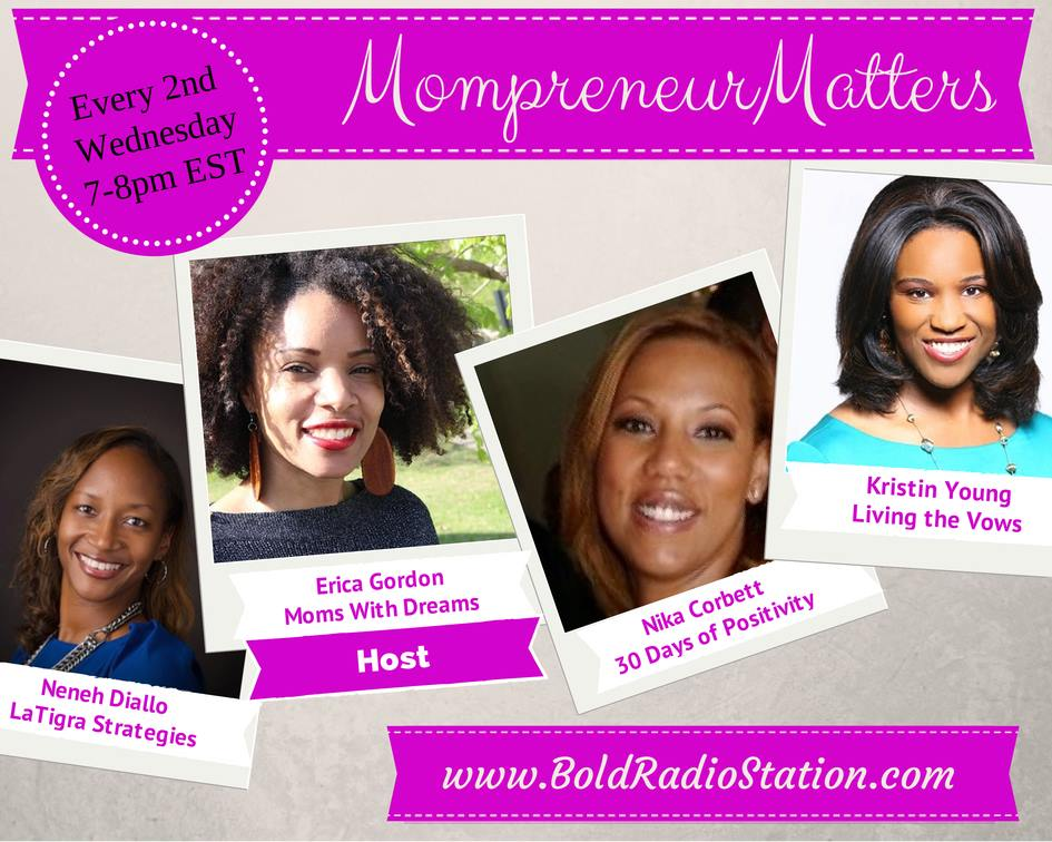 Mompreneur Matters Show: A Quick Peek into Courses at MomsWithDreams University™