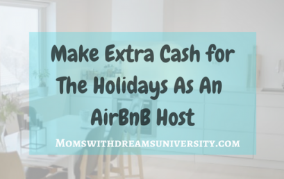 Make Extra Cash for the Holidays As an Air BnB Host