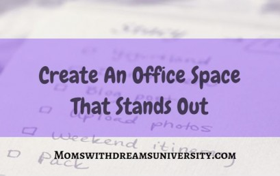 Create An Office Space That Stands Out