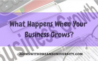 What Happens When Your Business Grows?