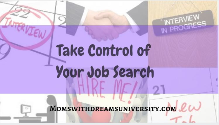 Take Control of Your Job Search