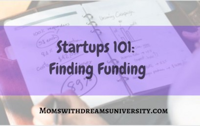 Startups 101: Finding Funding