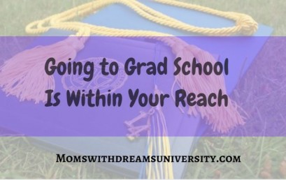 Going to Grad School is Within Your Reach
