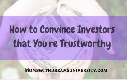How to Convince Investors You're Trustworthy