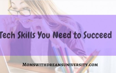 Tech Skills You Need to Succeed