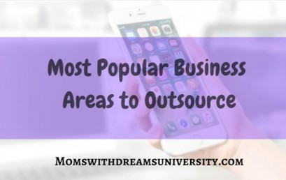 Most Popular Business Areas To Outsource
