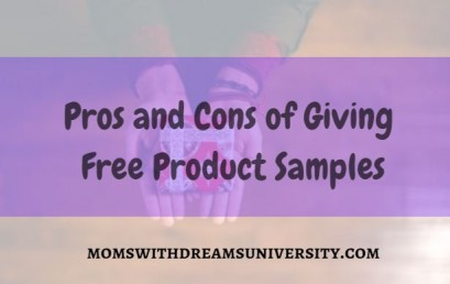 Pros and Cons of Giving Free Product Samples