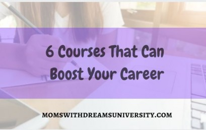6 Courses That Can Boost Your Career