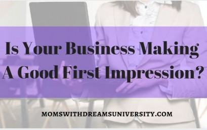 Is Your Business Making A Good First Impression?