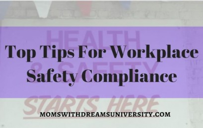 Top Tips For Workplace Safety Compliance