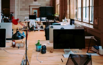 What To Do When Your Office Is Breaking Down Around You