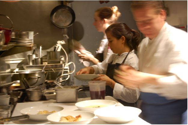 Behind The Scenes Of A Successful Restaurant